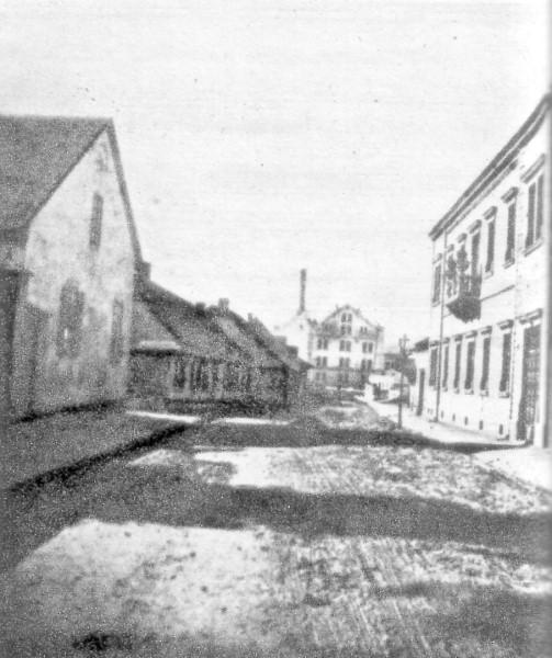 Fotografia Józefa Zajączkowskiego z okresu 1870-1890 r.